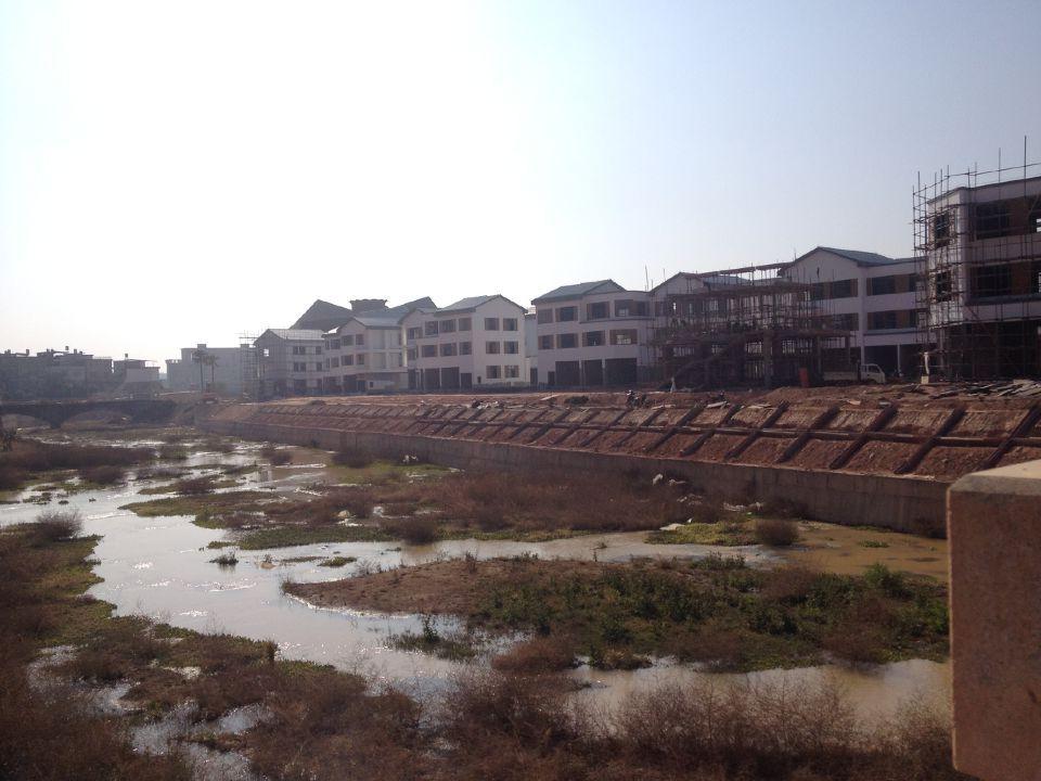 武平县平川河东云溪河道改造工程工程