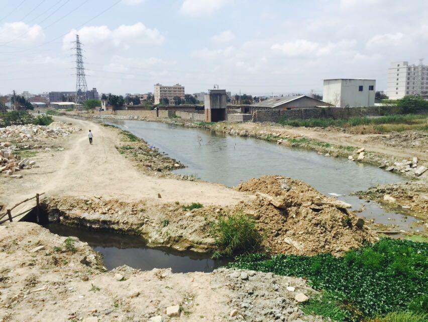 晋江市小姐港河道整治工程